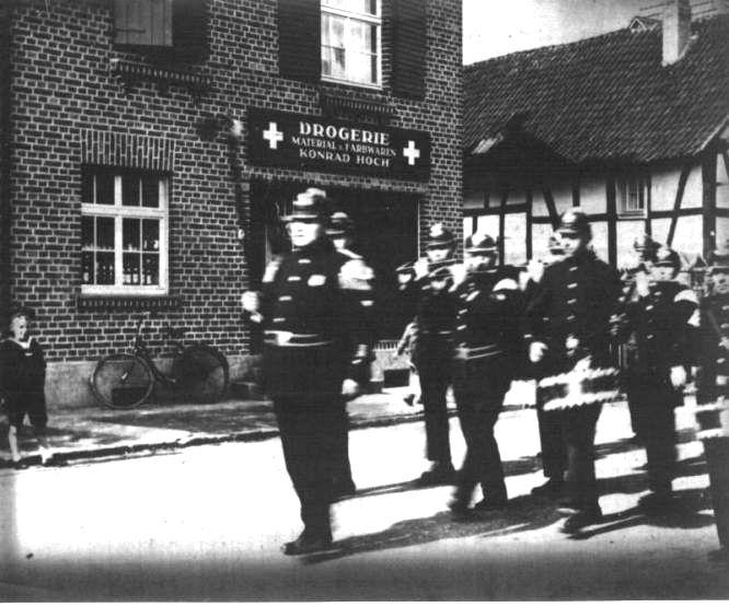 Löschzug 1937